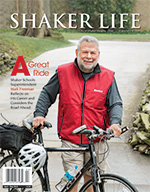 Cover of April-May 2013 issue of Shaker Life Magazine