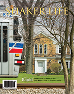 Cover for Jun-July 2013 issue of Shaker Life Magazine