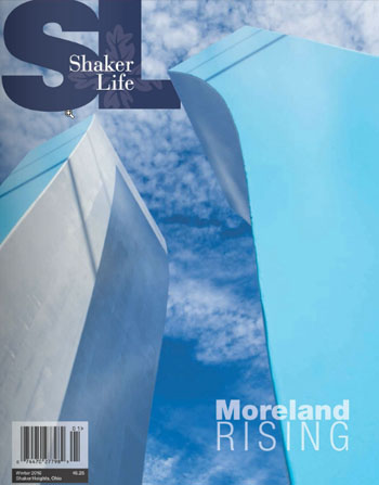 Cover of Shaker Life Winter 2016