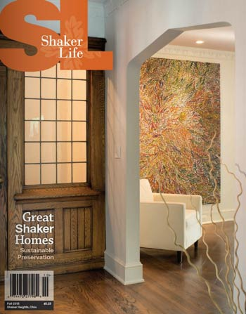 Cover of Shaker Life Fall 2015