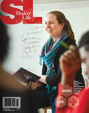 Cover of Shaker Life Spring 2015