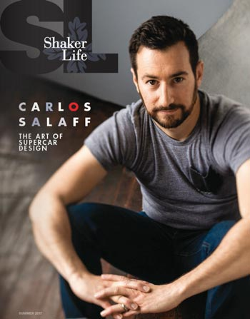 Cover of Shaker Life Summer 2017