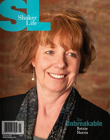 Cover of Shaker Life Summer 2015
