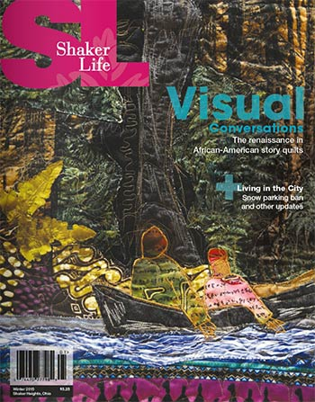 Cover of Shaker Life Winter 2015