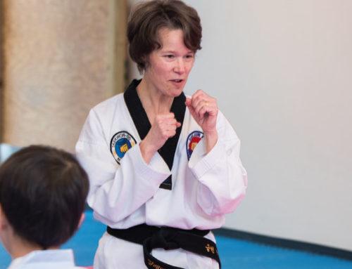 Master Marr's Taekwon-do