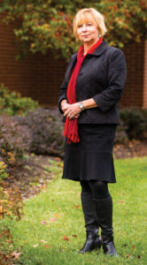 Holly Coughlin, executive director of the Shaker Schools Foundation