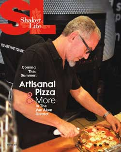 Cover of Shaker Life, Winter 2018