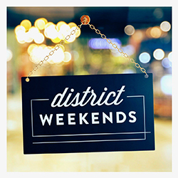 Shaker Heighs introduces District Weekends