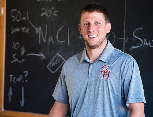 Matt Wyman: Teaching as a Second Career