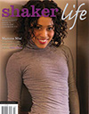 Cover of February-March 2010 issue of Shaker Life magazine