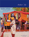 Cover of January-February 2006 issue of Shaker Life magazine