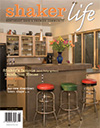 Cover of June-July 2008 issue of Shaker Life magazine