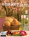 Cover of June-July 2007 issue of Shaker Life magazine
