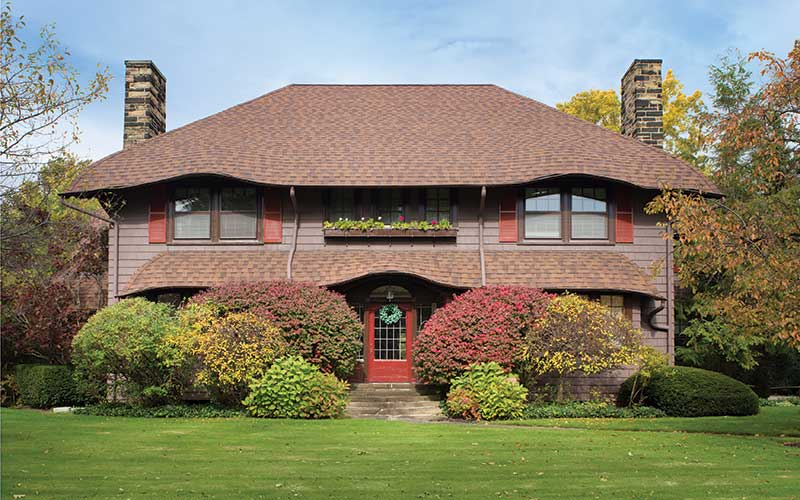 16907 Aldersyde Dr. designed by architect Harry Shupe