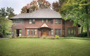1884 Broxton Rd. designed by architect Harry Shupe