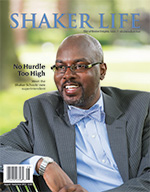 Cover of Aug-Sept 2013 issue of Shaker Life Magazine