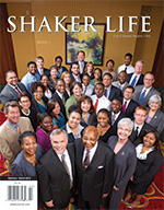 Cover of Feb-March 2013 issue of Shaker Life Magazine