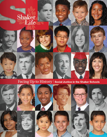 Cover of Shaker Life Spring 2016