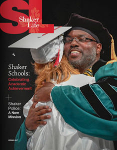 Cover of Shaker Life Spring 2017