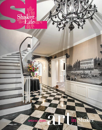 Cover of Shaker Life Summer 2016
