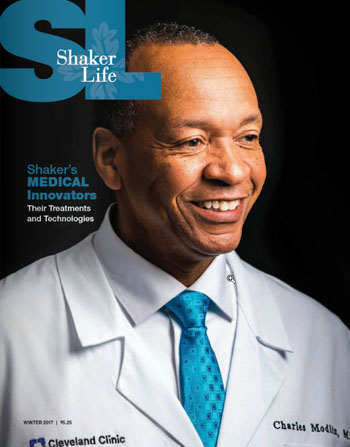 Cover of Shaker Life Winter 2017