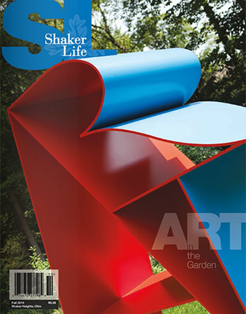 Cover of Shaker Life Fall 2014