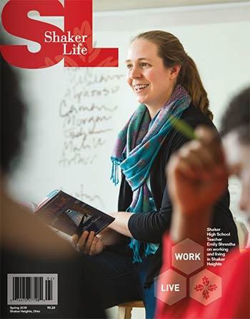 Shaker Life Spring 2015