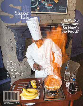 Cover of Shaker Life Summer 2014