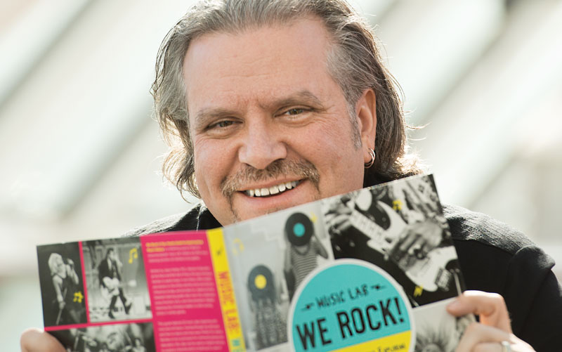 Jason Hanley, We Rock! A Fun Family Guide for Exploring Rock Music History