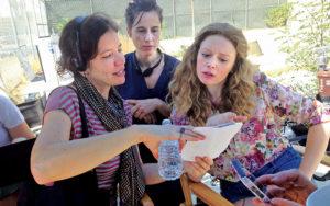 Jamie Babbit directing actress