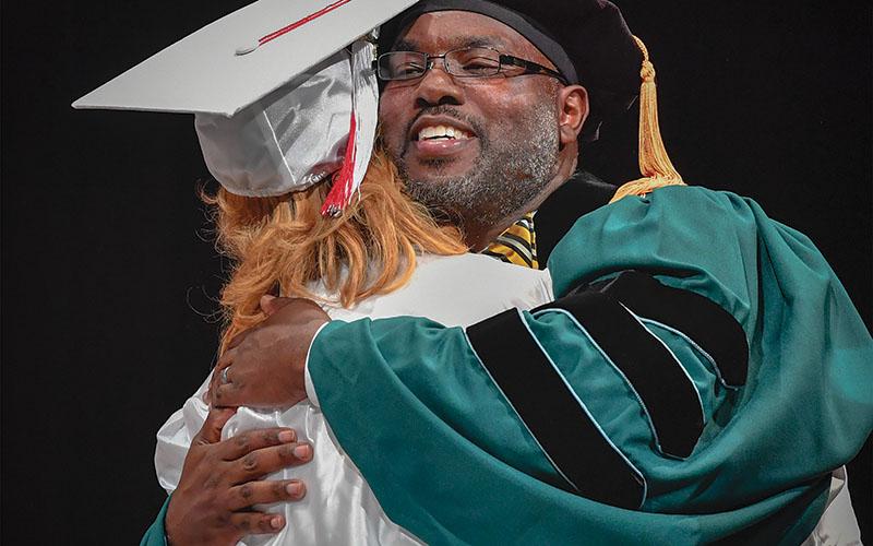 Shaker High graduation
