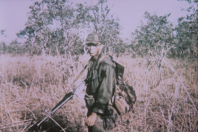 Leon Bibb in Vietnam