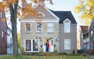 Two family home in Shaker Heights, OH