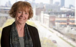 Betsie Norris, founder of Adoption Network Cleveland