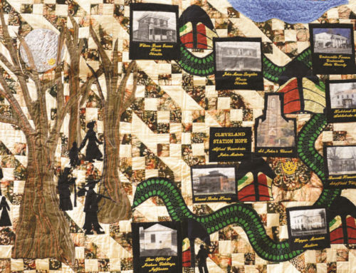 Visual Conversations: A Photo Gallery of Narrative Quilts