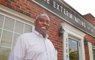 Gary Caldwell, owner of Acme Exterminating