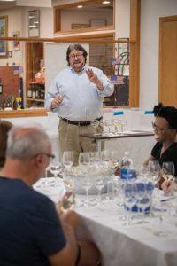 Gene Veronesi, owner of Shaker Wines