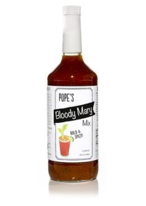 Pope's Bloody Mary Mix