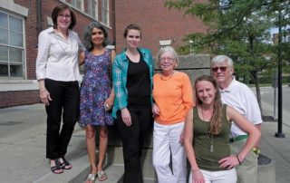 Friends of Shaker Library group photo