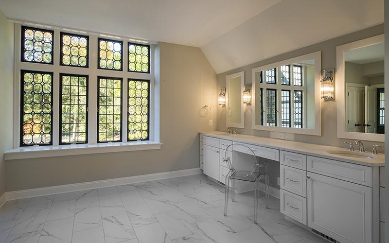 Colston house bathroom