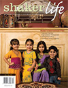 Cover of April-May 2009 issue of Shaker Life magazine