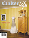 Cover of August-September 2009 issue of Shaker Life magazine