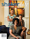 Cover of August-September 2011 issue of Shaker Life magazine