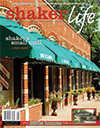 Cover of August-September 2007 issue of Shaker Life magazine