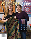 Cover of December-January 2010 issue of Shaker Life magazine