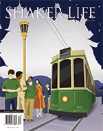 December-January 2012 cover of Shaker Life Magazine