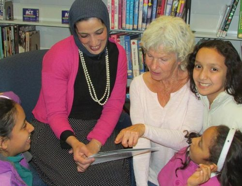English as a Second Language Comes First at Shaker Library