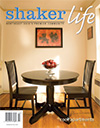 Cover of February-March 2008 issue of Shaker Life magazine