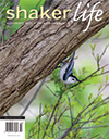 Cover of February-March 2011 issue of Shaker Life magazine