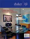 Cover of June-July 2006 issue of Shaker Life magazine
